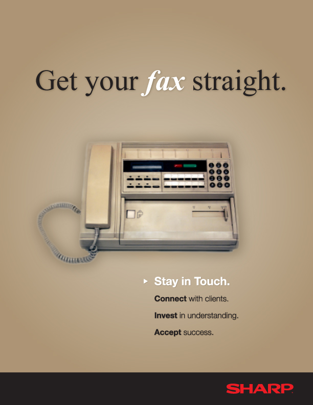how to fax from a fax machine