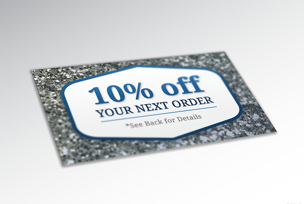 Discount Card Promotion