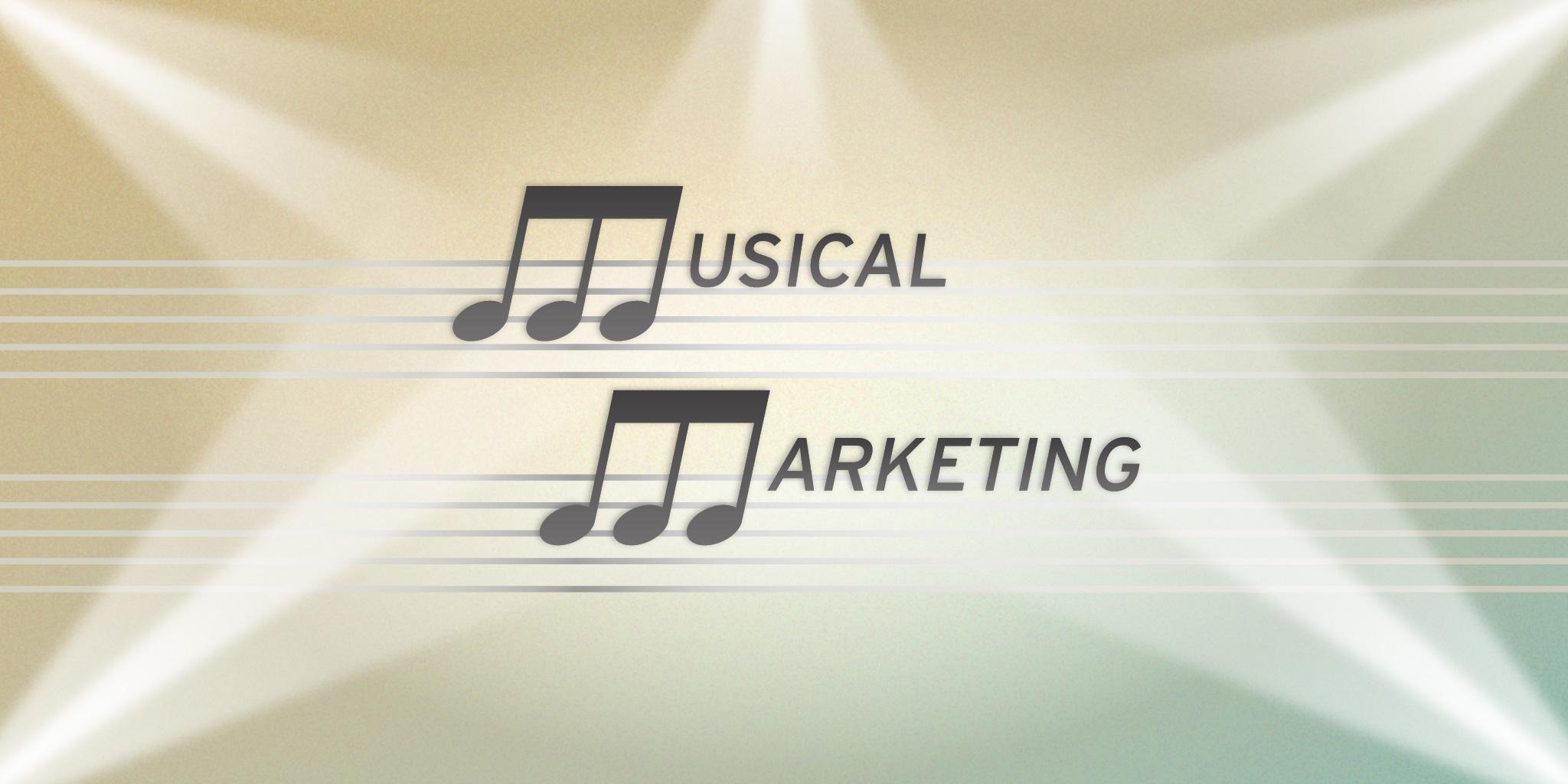 Musical Marketing!