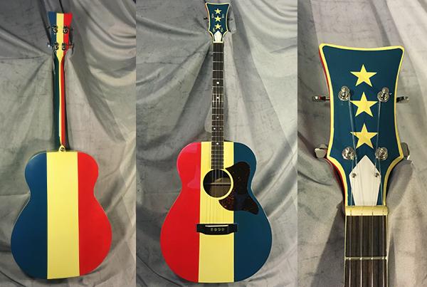 Buck Owens Tenor Guitar